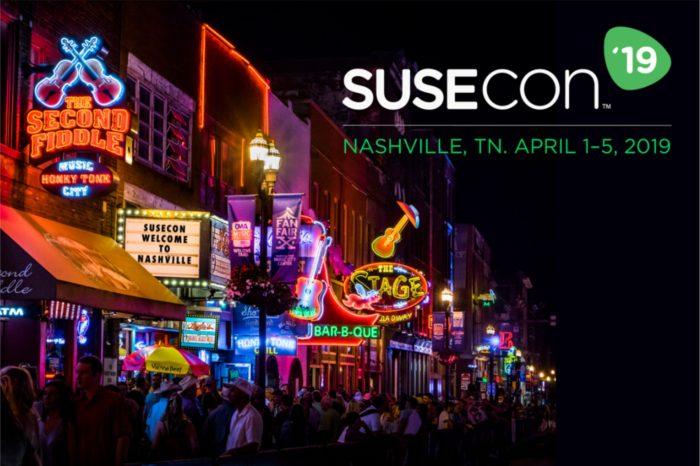 """SUSE podczas konferencji SUSECON 2019, już jako niezależna firma ma większe możliwości dostarczania innowacji ze świata Open Source, realizuje bez zmian swoją myśl """"We adapt, you succeed"""""""
