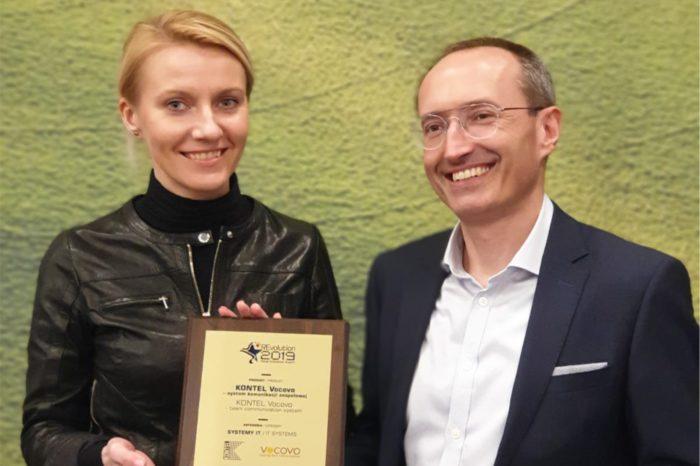 System komunikacji zespołowej Vocovo, otrzymał wyróżnienie Retail Innovation Awards podczas targów Retail Expo, które odbyły się w Warszawie.