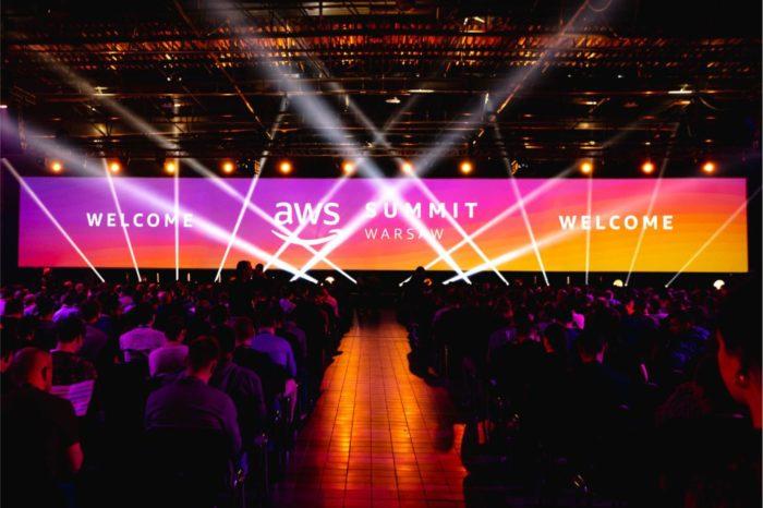 Warszawa stolicą chmury obliczeniowej - Za nami globalna impreza AWS Summit, największego na świecie dostawcy chmury obliczeniowej, Amazon Web Services.