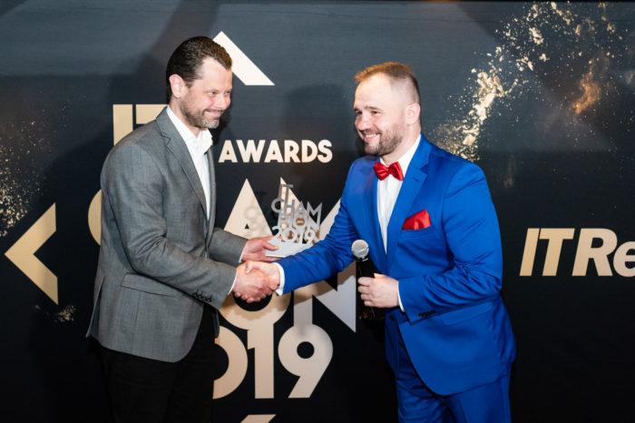 Lenovo jeden z niekwestionowanych liderów rynku, podczas gali IT Champions 2019, został nagrodzony tytułem Producenta Roku w kategorii Notebooki.