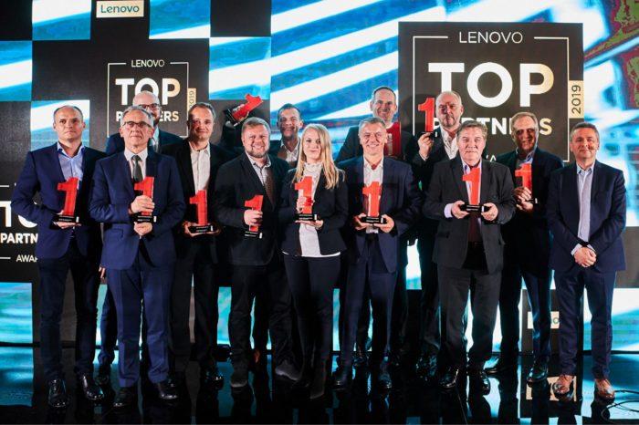 LENOVO podczas uroczystej gali LENOVO TOP PARTNERS AWARD 2019 nagrodziło swoich najlepszych partnerów biznesowych, którzy wykazali się największą skutecznością w 2018 roku.