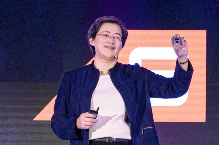 Prezes i dyrektor generalna AMD, dr Lisa Su podczas przemówienia inaugurującego targi Computex 2019, zapowiedziała nowości w dziedzinie produktów dla centrów danych.