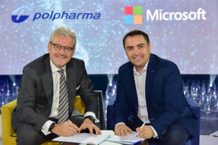 Polpharma i Microsoft podpisały porozumienie, którego celem jest współpraca w zakresie wybranych projektów cyfrowej transformacji, największej polskiej firmy farmaceutycznej.