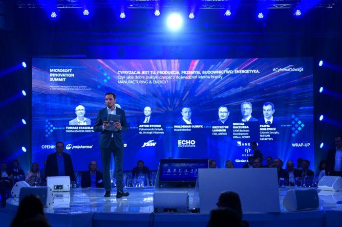 Jak polscy liderzy cyfryzacji oceniają potencjał transformacji i czym dla nich jest #cyfrowaodwaga? Sprawdź co powiedzieli polscy liderzy cyfryzacji podczas Microsoft – Innovation Summit 2019.