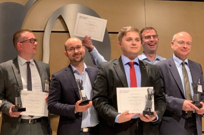 Aż 15 projektów z Polski nagrodzonych podczas Emerging Europe w Londynie, konkursu skupiającego najciekawsze firmy i przedsięwzięcia z całej Europy Środkowej i Wschodniej.