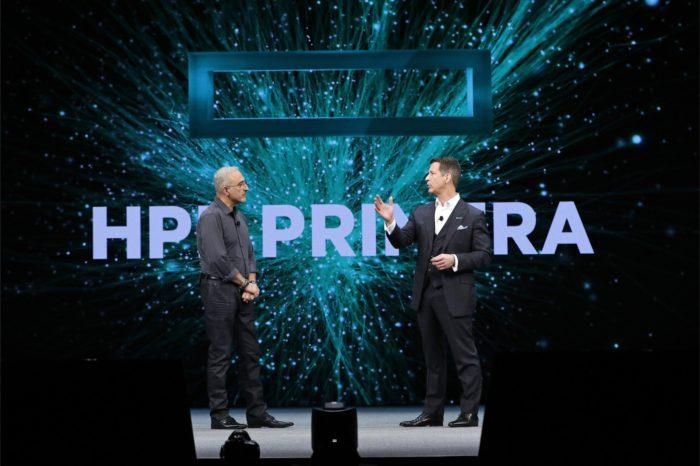 Hewlett Packard Enterprise zaprezentowała nową platformę HPE Primera, wyznaczającą nowe standardy dla pamięci masowej do zastosowań krytycznych, dzięki sztucznej inteligencji HPE InfoSight.