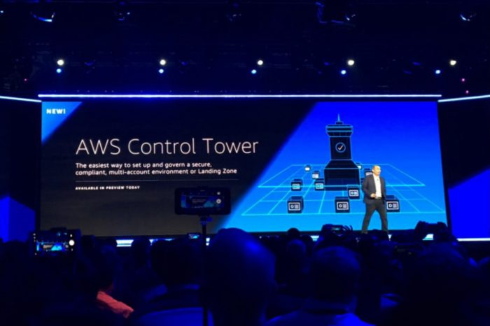 AWS ogłasza powszechny dostęp do AWS Control Tower, usługi która ułatwi klientom tworzenie i zarządzanie bezpiecznym, w pełni zgodnym środowiskiem wielu kont AWS.