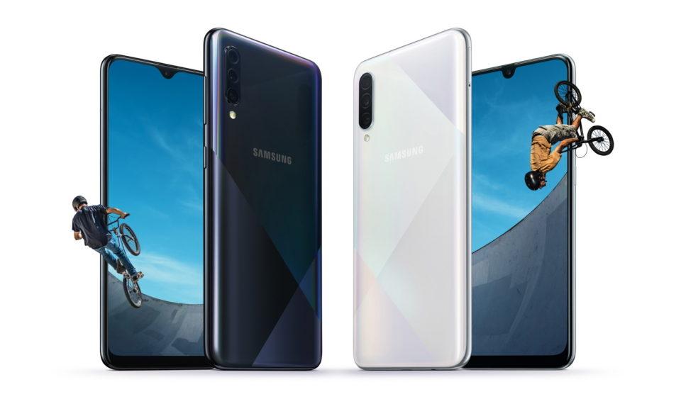 Samsung odświeża popularne modele. Premiera smartfonów Galaxy A50s i Galaxy A30s - nowe aparaty i bardziej nowoczesny wygląd.