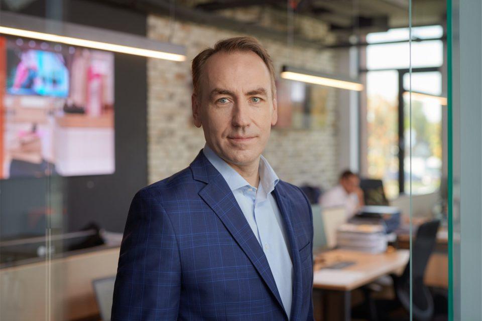 M4B S.A. wyrasta na lidera polskiego rynku Digital Signage i zdradza ambitne plany na przyszłość! Innowacyjność jest wpisana w kod DNA naszej firmy - mówi prezes M4B, Jarosław Leśniewski.