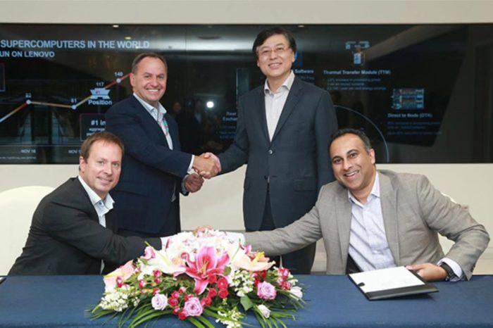 Intel i Lenovo ogłosiły globalną współpracę w zakresie konwergencji wysokowydajnych systemów obliczeniowych (HPC) oraz sztucznej inteligencji (AI).