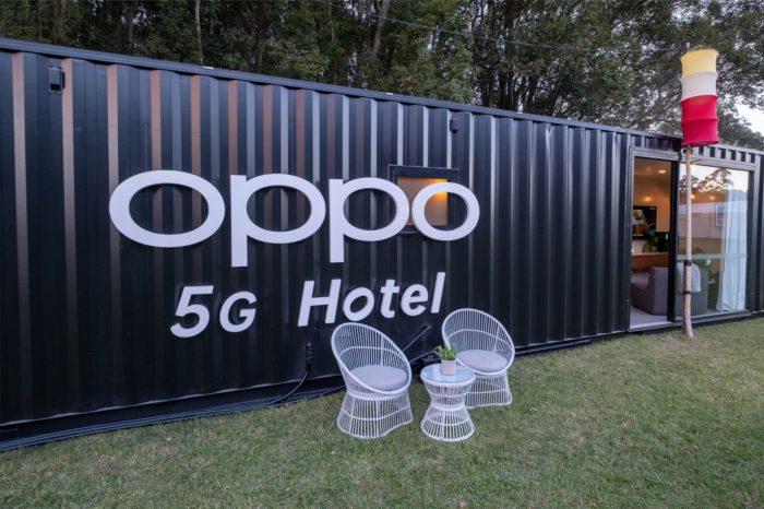 OPPO chcąc pokazać całemu światu możliwości technologii 5G, zaprezentowało pierwszy na świecie, naszpikowany nowoczesnymi technologiami hotel 5G!
