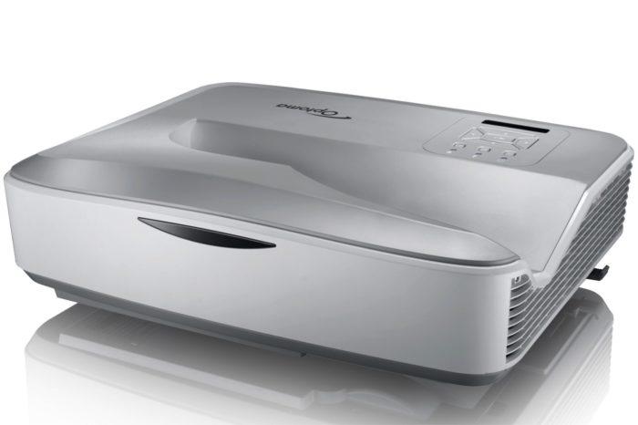 Optoma wprowadza najnowszy projektor laserowy ZH500UST, ze 120-calowym obrazem FullHD uzyskanym z odległości tylko 66 cm od ekranu.