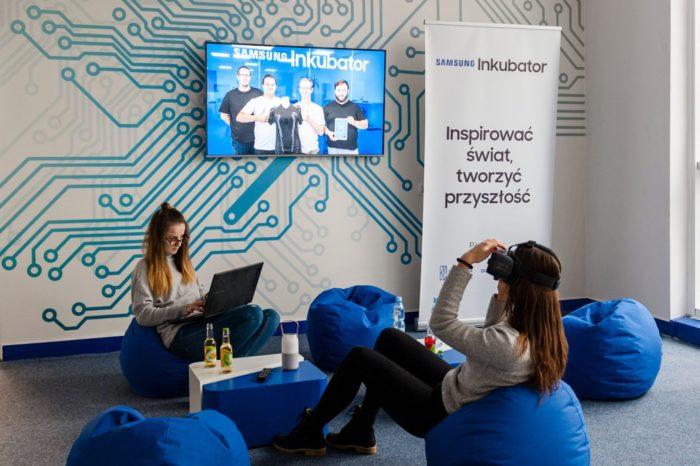 Do Samsung Inkubator w Rzeszowie dołączyło 5 nowych startupów, które będą realizować projekty od robotyki, przez lotnictwo, po zdrowie i odpowiedzialną konsumpcję.