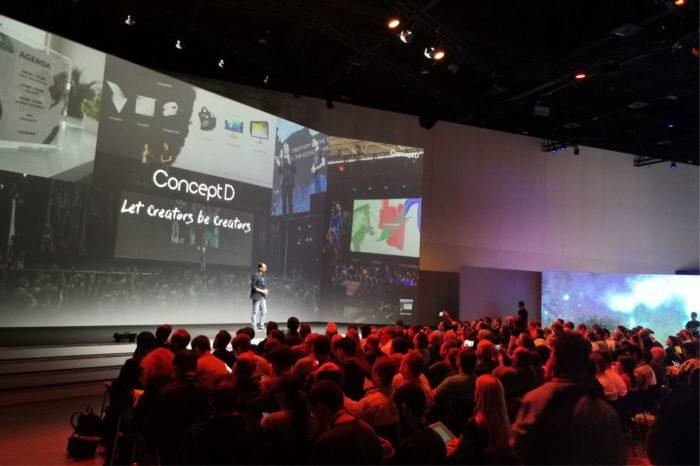 Acer podczas IFA 2019, zapowiada niezwykłą gamę laptopów dla profesjonalistów, serię ConceptD Pro z procesorami graficznymi NVIDIA Quadro.