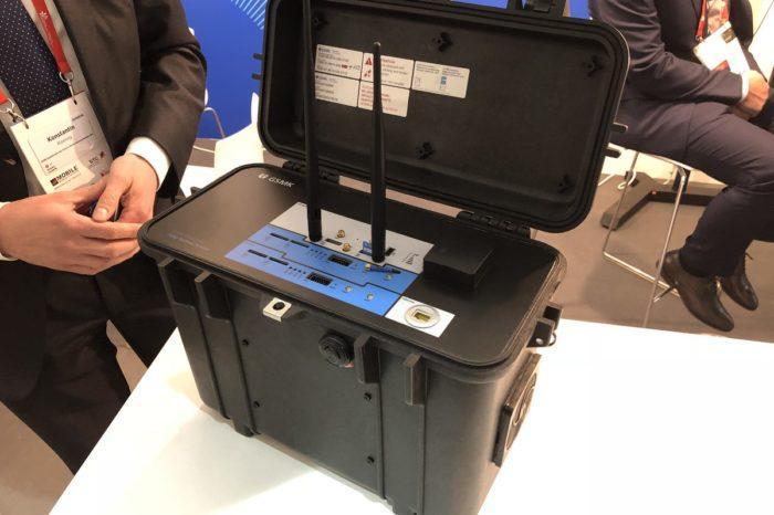 """Czy CBA korzysta ze specjalnych """"walizek podsłuchowych""""? Razem z systemem Pegasus takie niewielkie, przenośne BTS-y stanowić mogą znakomity zestaw do inwigilacji."""