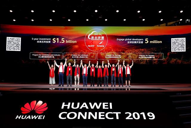Huawei ogłosił inwestycję w wysokości 1,5 mld USD, w program deweloperski Huawei 2.0 w ciągu najbliższych 5 lat i zaprasza programistów do wspólnej budowy ekosystemu!