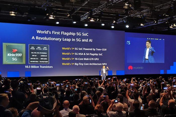 Huawei podczas targów IFA 2019, zaprezentował najnowsze procesory Kirin 990 i 990 (5G), nowe kolory Huawei P30 Pro oraz słuchawki FreeBuds 3.