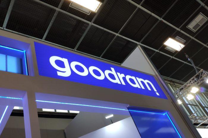 IFA 2019: polska marka Goodram zmienia logo i prezentuje nowe nośniki danych, w tym swój pierwszy model dla PCIe 4.0.