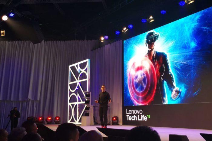 Lenovo podczas IFA 2019 w Berlinie, zaprezentowało Lenovo Mirage™ AR z nowymi przygodami wrzeczywistości rozszerzonej MARVEL Dimension of Heroes.