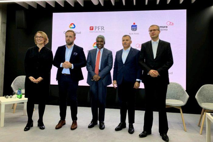 Google Cloud został strategicznym partnerem Operatora Chmury Krajowej, celem współpracy jest przyspieszenie cyfryzacji polskiej gospodarki.