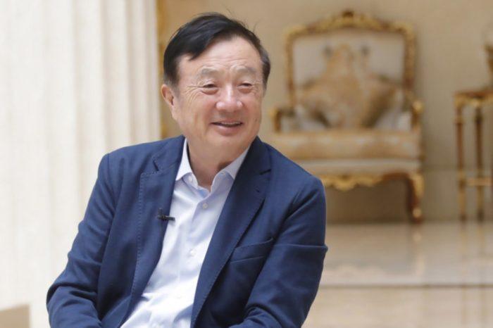 """Huawei otwarty na współpracę z UE """"Będziemy współpracować tylko z tymi firmami, które tego chcą. To nie politycy, ale klienci firm decydują o ich sukcesie"""" - powiedział Ren Zhengfei."""
