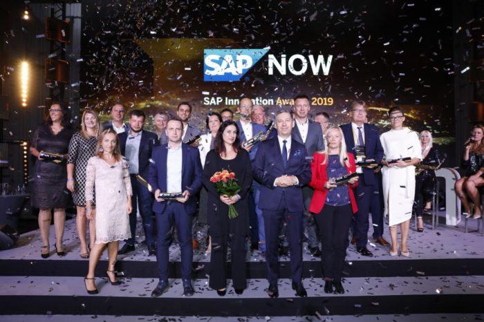 SAP Polska podczas uroczystej gali SAP Innovation Awards w Sopocie, uhonorował najbardziej innowacyjne firmy w Polsce.