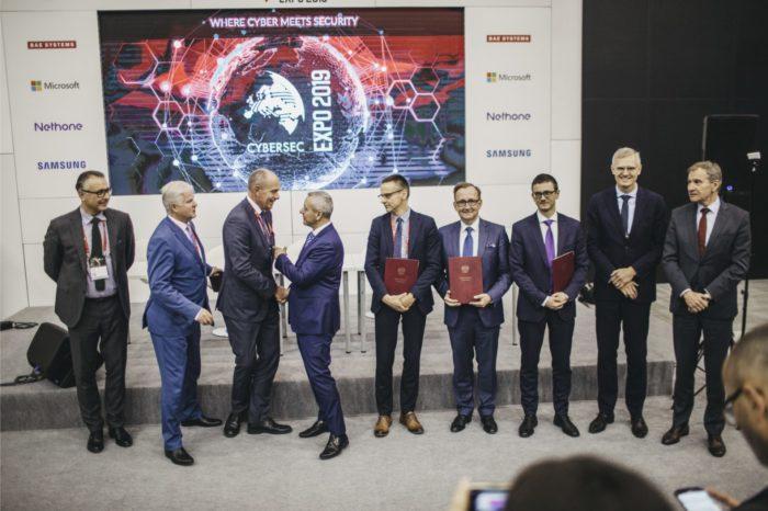 Cisco, Ericsson i Nokia podczas CYBERSEC CEE 2019 podpisały z Ministerstwem Cyfryzacji porozumienia na rzecz cyberbezpieczeństwa.