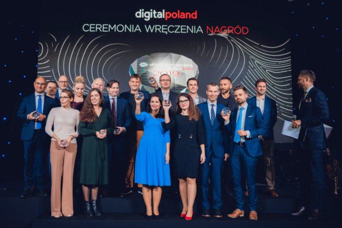 Digital Shapers 2019 - znamy listę liderów cyfryzacji w Polsce! Poznajcie listę 15 nazwisk laureatów prestiżowej Listy Digital Shapers 2019!