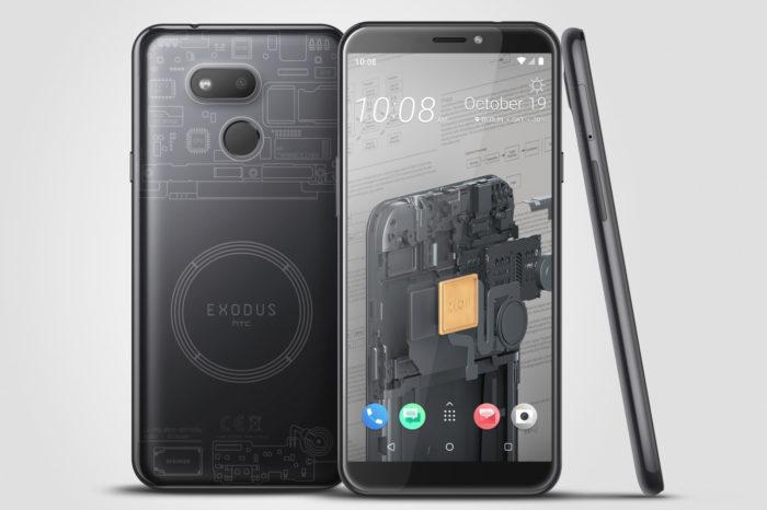 HTC wypuszcza tańszy telefon z obsługą blockchain. Model Exodus 1S można kupić, co oczywiste, za kryptowaluty.