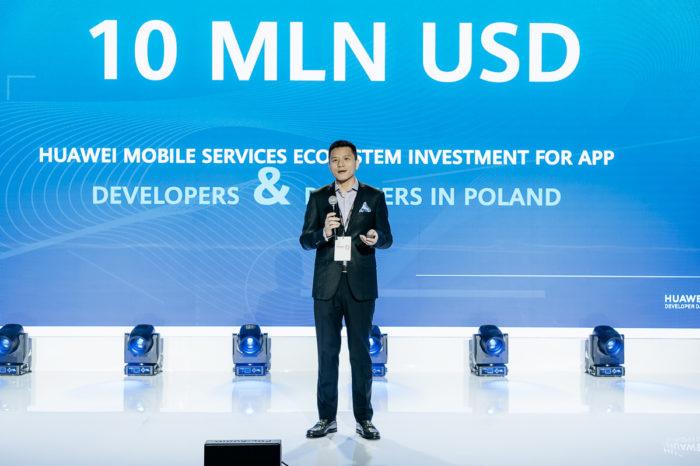 Huawei podczas Huawei Developer Day zadeklarował inwestycje w wysokości blisko 40 milionów zł, w rozwój ekosystemu marki w Polsce.