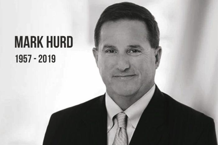 Mark Hurd, dyrektor generalny Oracle Corporation i były szef Hewlett-Packard zmarł w wieku 62 lat.