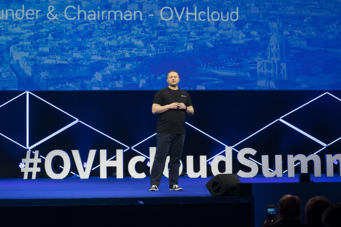 """Grupa OVH, podczas konferencji OVHcloud Summit 2019 w Paryżu świętowała dwudzieste urodziny i zmianę nazwę na """"OVHcloud"""""""