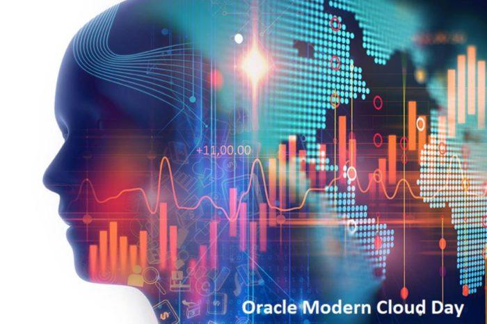 Oracle Modern Cloud Day - Poznaj przyszłość Świata Cyfrowego podczas jutrzejszej konferencji, poświęconej najbardziej aktualnym innowacjom chmurowym i cyfrowym.
