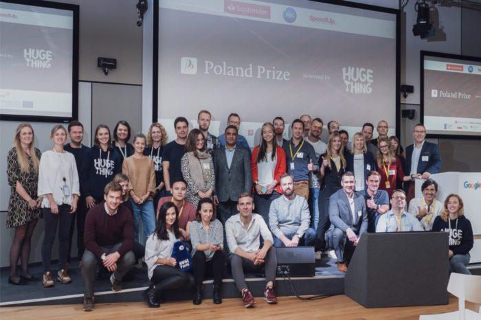 Ruszyła druga edycja programu Poland Prize powered by Huge Thing, proces akceleracyjny potrwa do końca stycznia 2020 roku.