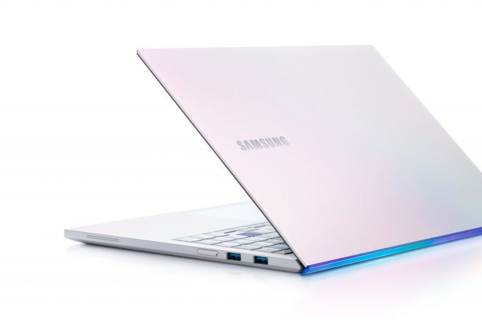 Samsung prezentuje ultralekkie laptopy Galaxy Book Ion. Oparte o nowe procesory Intel Core Comet Lake, wykorzystują ekrany QLED i opcjonalnie grafikę MX250.