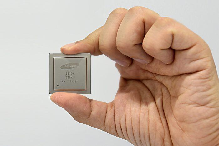 Samsung podczas targów MWC Los Angeles 2019 zaprezentował nowe zintegrowane radio 5G NR obsługujące pasmo 28 GHz.