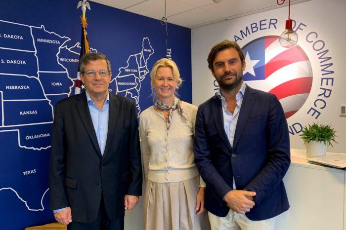 Amerykańsko-izraelski fundusz Lazar Vision Fund, wprowadza polską firmę Usecrypt do grona członków American Chamber of Commerce.