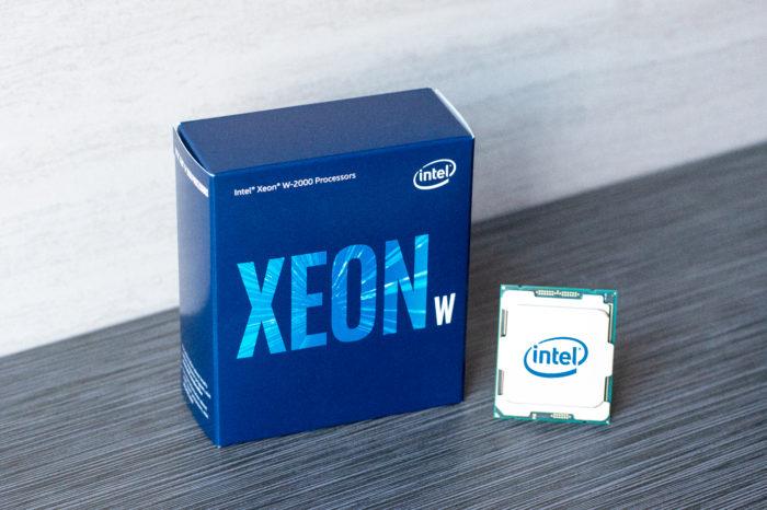 Intel: ceny w dół, wydajność w górę. Firma wprowadza nowe procesory Cascade Lake-X oraz Xeon W-2200 w atrakcyjnych cenach.