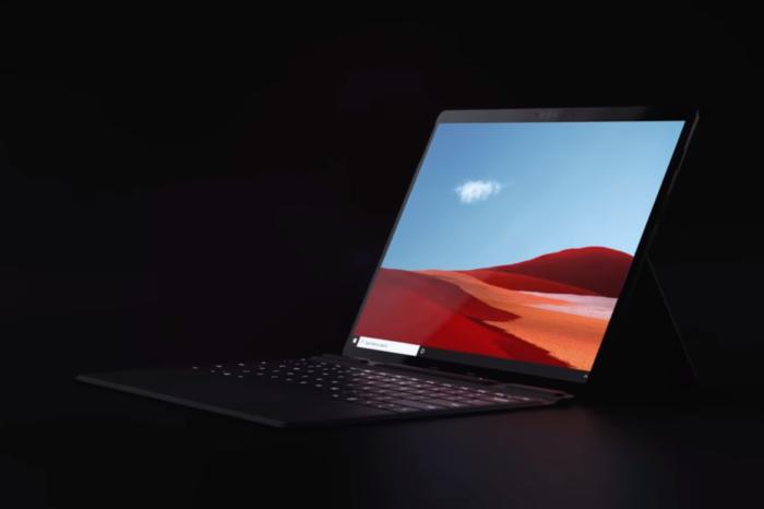 Microsoft pokazał Surface Pro X - pierwszy Surface korzystający z procesora typu ARM. Modem LTE, obsługa nowego piórka i długi czas pracy na baterii.