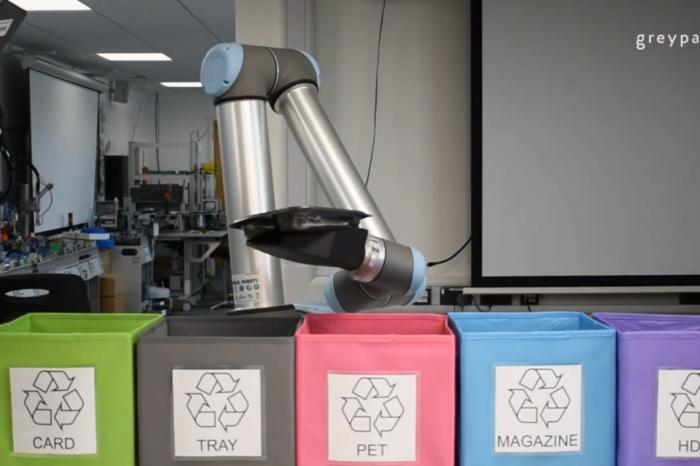 Sztuczna inteligencja w służbie ekologii. Greyparrot wykorzystuje widzenie maszynowe do zarządzania odpadami.