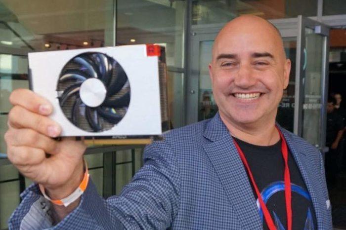 Chris Hook odchodzi z Intela. To nie była długa przygoda dawnego szefa marketingu produktów graficznych AMD. W Intelu Hook pracował od października 2018 roku.