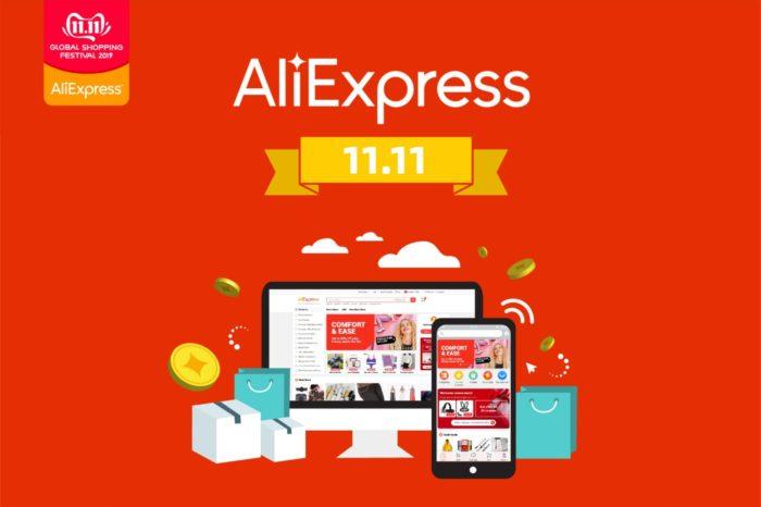 AliExpress gotowy na Światowy Festiwal Zakupów 11.11.2019, w wydarzeniu organizowanym przez AliExpress po raz pierwszy wezmą udział małe i średnie firmy z zagranicy.