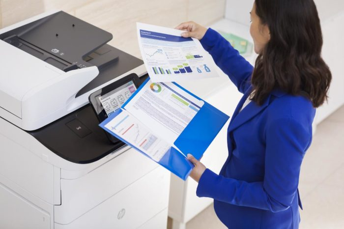 HP Inc. prezentuje najnowsze rozwiązania druku dla biznesu - Najnowsza oferta firmy HP, w ramach platformy chmurowej HP Workpath, obejmuje ponad 50 aplikacj.