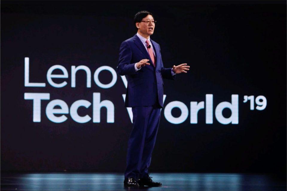 Lenovo oraz Schneider Electric na dorocznym szczycie innowacyjności Lenovo Tech World w Pekinie zapowiedzieli Strategiczne Partnerstwo na rzecz Inteligentnej Produkcji Ekologicznej.