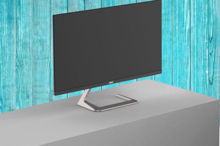 AOC wprowadza na rynek nowy model monitora zaprojektowany wspólnie z F.A. Porsche. AOC Q27T1 to 27-calowy monitor o eleganckim designie.