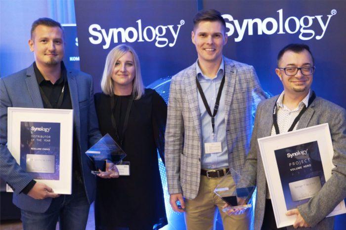 Synology podczas corocznego spotkania Media Event Synology 2019, nagrodziła swoich najlepszych partnerów biznesowych.