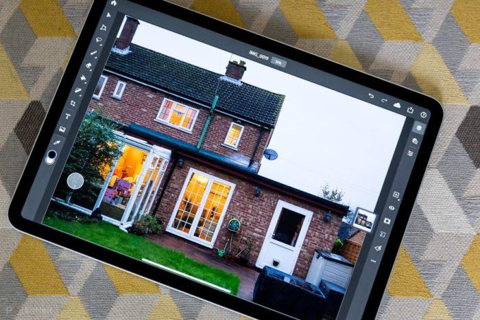 Adobe Photoshop trafia na iPady. Tablety firmy Apple staną się sprzętem do pracy dla grafika, czy to raczej próba zainteresowania amatorów?