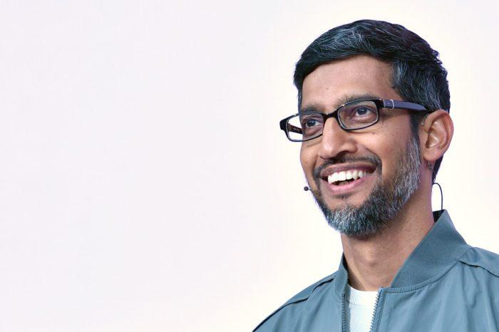 Sundar Pichai, CEO Google, przejmuje funkcję CEO całej grupy Alphabet. Zastąpi na tym stanowisku Larrego Page'a.