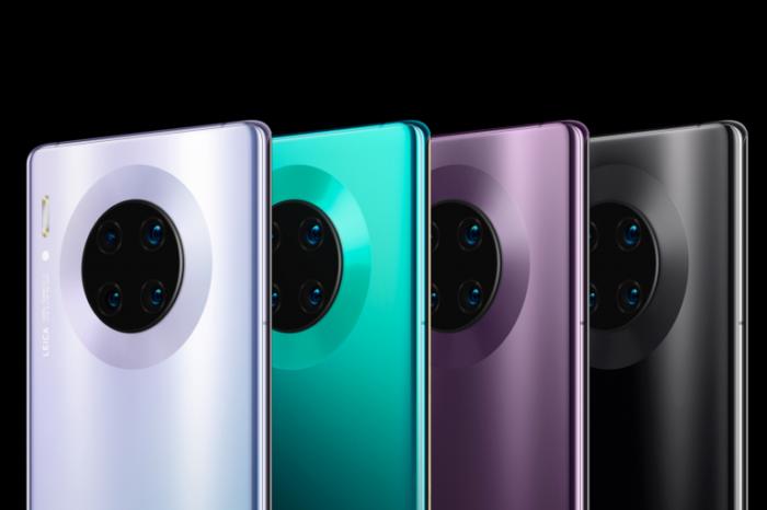 Bez usług Google'a da się przeżyć? Zdaniem agencji Sina, smartfony Huawei Mate 30 sprzedały się globalnie w liczbie około 12 milionów sztuk.