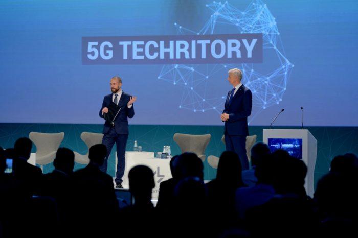"""""""Trzeba działać razem, by kraje nadbałtyckie zostały liderem 5G"""", za nami 5G Techritory, forum państw regionu Morza Bałtyckiego poświęcone rozwojowi ekosystemu 5G."""